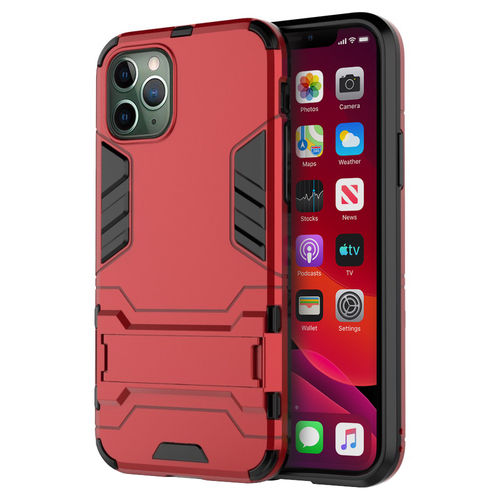 Slim Armour Tough Shockproof Case for Apple iPhone 11 Pro - Red